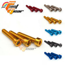 TFG Fuel cap bolts For Ducati Monster S2R 800 / 1000 All Year