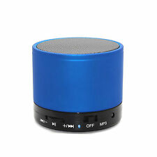 BLU Bluetooth Wireless PORTABLE RADIO FM ALTOPARLANTE per più tardi Mobile Cellulari