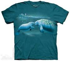 THE MOUNTAIN YEAR OF THE MANATEE OCEAN AQUATIC CREATURES LOVE T SHIRT S-5XL