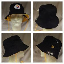Pittsburgh Steelers 2015 New Era Team Color Player On Field Bucket Hat