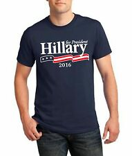 Hillary Clinton for President 2016 T-Shirt Political Democratic Party
