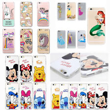 Hot Ultra thin Funny Cartoon Pattern Back Soft Case Cover For IPhone 5 5S 5C 6