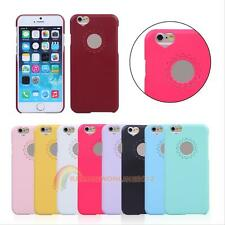 New Cute Sweet Peach Heart Ultra Thin Case Cover Skin for Apple iphone 6