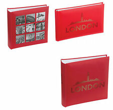 Kenro London Skyline and Montage Album series 6x4. Mini albums and Book Bound.