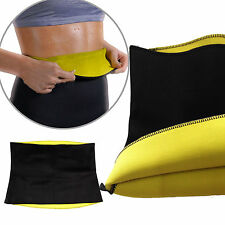 Hot Neoprene Slimming Waist Training Belts Body Shaper Corsets Yoga Fitness Tops