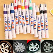 Waterproof Universal Permanent Motorcycle Car Tyre Tread Rubber Paint Marker Pen