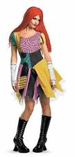 Nightmare Before Christmas Sally Fab Deluxe Skellington Jack Adult Costume 11834