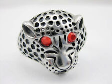 Gothic Men's 316L Stainless Steel Finger Ring Punk Rock Jewelry