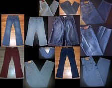 Blue Gray Black Red Sz 7 8 Tommy Hilfiger Blue Jeans!