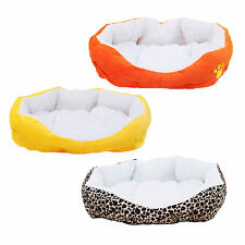 Cute Lovely Soft Warm Pet Puppy Dog Bed House Sofa