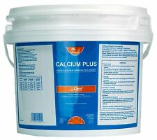 RX Clear Granular Calcium Hardness Increaser (Plus) For Swimming Pools-50 lbs