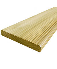 20 Value Decking Boards 19 x 118mm - Cheap Tanalised Garden Decking