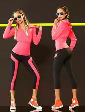 Babalu Fashion Sexy Hot  Set Gym/Fitness/Workout Clothing NEW! Woman! 2 Pieces
