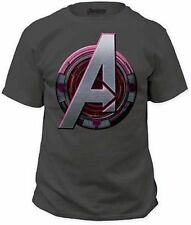 Avengers Age Of Ultron Hawkeye Assemble Charcoal Marvel Comics T Tee Shirt S-2Xl