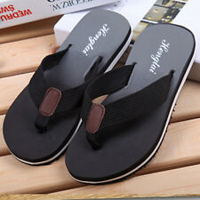 HOT Fashion Summer Men's Casual Beach Flip Flops Shoes Sandals Slippers