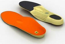Spenco PolySorb ProForm Ultra-Thin Contoured Flexible Support Cushion Insoles