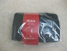 Delta Airlines First Class Tumi Amenity Kit