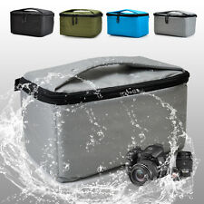 Insert Partition Padded Camera DSLR Protection Case Bag For NIKON CANON SONY