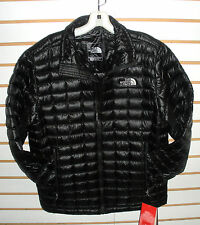 THE NORTH FACE MENS THERMOBALL INSULATED JACKET- #C762- BLACK- S,M,L,XL,XXL -NEW