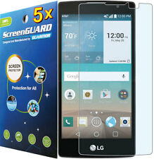 5x Clear LCD Screen Protector Guard Cover for LG Escape 2 (2nd Gen) H443 H445