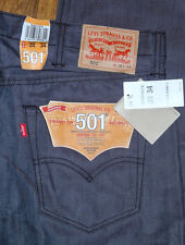NEW Levis 501 Shrink Fit Straight Men's Brown Gray Jeans Sz 34 35 36 38 42