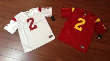 USC Trojans Youth Nike Replica #2 Jersey New With Tags Robert Woods