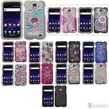 For AT&T SAMSUNG i727(Galaxy S II Skyrocket) Bling Rhinestones Case Cover