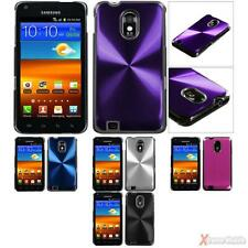 For SAMSUNG R760 (Galaxy S II)/4G D710(Epic 4G Touch) Metal Back Case Cover