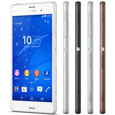 """NEW Sony XPERIA Z3 D6603 LTE (FACTORY UNLOCKED) 20.7MP, 5.2"""" , 2.5GHz Quad Core"""
