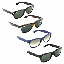 (NEW) Ray-Ban RB 2132 New Wayfarer RB2132 Sunglasses Choose Color / Size