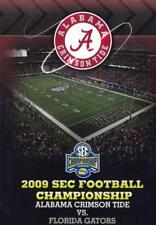 2009 SEC Football Championship: Alabama Crimson Tide vs. Florida Gators New DVD