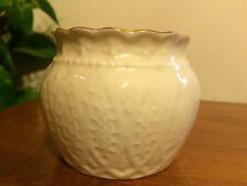 Belleek Collectors Society Membership Lace Bowl