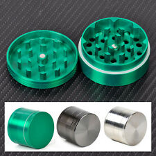 High Quality New Indian Crusher 2.0 Inch Zinc 4 Piece Tobacco Spice Herb Grinder