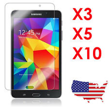 3X 5X 10X ULTRA Clear LCD Screen Protector Film for Galaxy Tab, LG, Kindle Fire