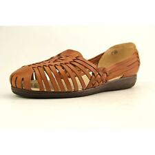 Softspots Trinidad X Wide Leather Flats Shoes Used