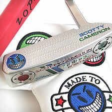 CUSTOM Scotty Cameron Putter STUDIO SELECT NEWPORT SERIES Joker Smile Edition