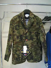 NANAMICA GORE-TEX MILITARY FIELD JACKET CAMOUFLAGE SIZE LARGE RRP £689 BNWT