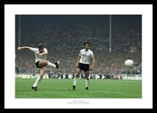 Tottenham Hotspur 1981 FA Cup Final Hoddle & Ardiles Photo Memorabilia (834)
