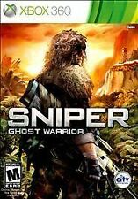 Sniper Ghost Warrior (Microsoft Xbox 360) - DISC ONLY