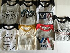 Men's RVCA Baseball T-Shirts