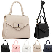 (Free Shipping) New Womens Ladies Girls Ribbon Envelope Shoulder&Cross Bag Purse