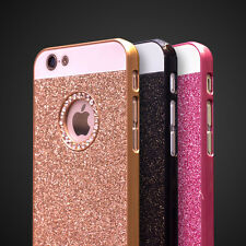 """Glitter Bling Rhinestone Case Sparkling Cover for iPhone 6 4.7"""" / 6 Plus 5.5"""""""