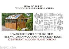 WOODWORKING PROJECTS DIY PLANS SHED GARDEN FURNITURE FENCE PLANTER TABLE BENCH