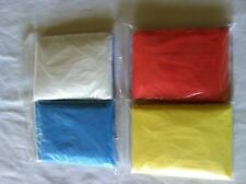 Lot of 50 rain poncho emergency rain coat one size fits all US seller