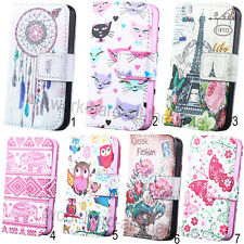 New Hot Sale Magnetic Flip Wallet PU Leather Stand Case Cover For Various Phones