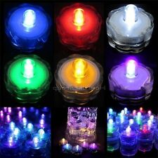 LED Tea Light Submersible Waterproof Material for Wedding Party Club Decoration
