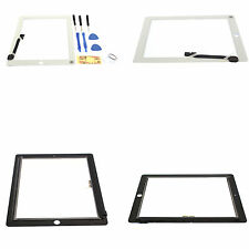Replacement LCD Touch Screen Digitizer Glass with Tools For Apple iPad 3
