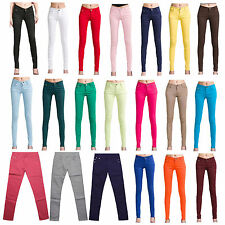 Fashion Women Casual Pencil Skinny Leg Jeggings Pants Stretchy Jeans slim