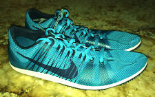 New Mens 6 8.5 14 NIKE Zoom Matumbo 2 Blue Navy Mid Distance Track Spikes Shoes