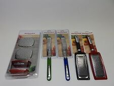 KitchenAid Fine Grater Zester Cup Stainless Steel Various Models Colors NWT